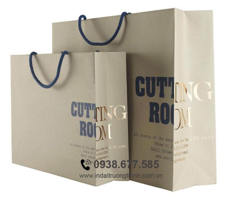 Mẫu túi giấy chất lượng cao
